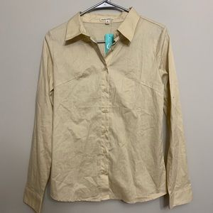 Blouse with tag.